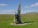 Standing Stone at Merrivale
