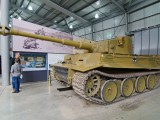 Tiger Tank at Bossington