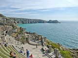 Minack Theatre View