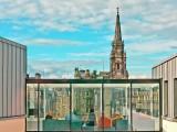 View of Tron Kirk in Edinburgh