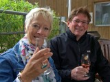Wine Tasting at Sharpham Vineyard