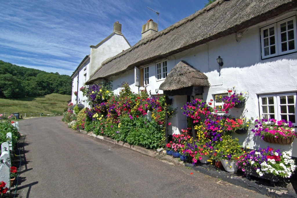 Branscombe-Cottages
